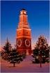 Clock Tower at Ch...