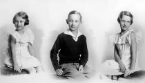 Desmond Family Portrait