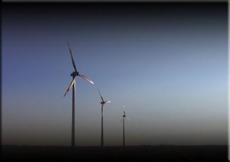 Windmills in Austria