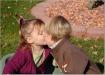 Toddler Kisses!