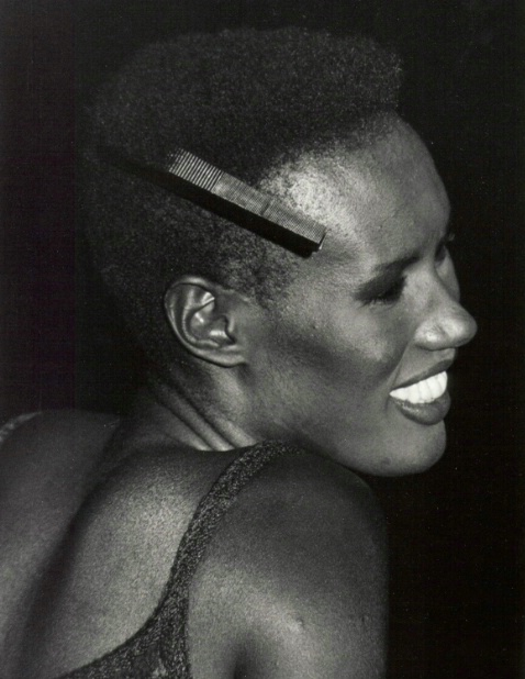 Grace Jones, Ritz, NYC 11/'80 - ID: 3172492 © John DeCesare