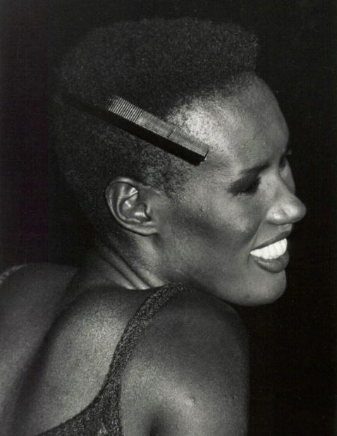 Grace Jones, Ritz, NYC 11/'80 - ID: 3172492 © John DeCesare