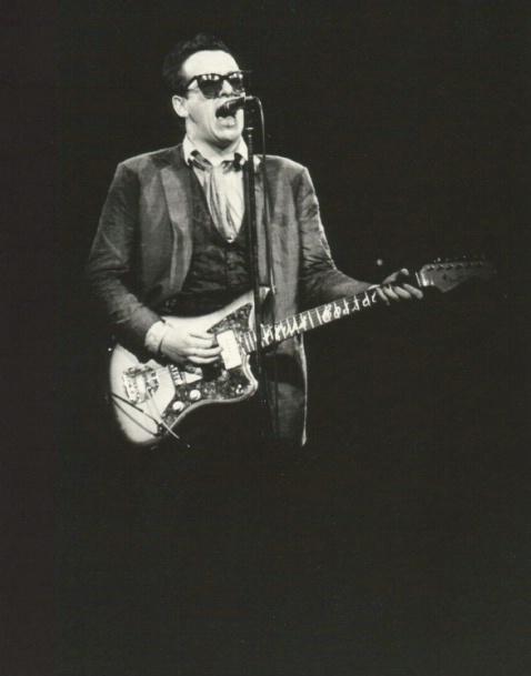 Elvis Costello, Palladium, NYC 1980 - ID: 3172504 © John DeCesare