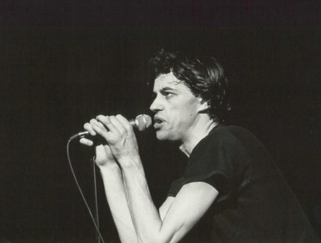 Bob Geldof, Boomtown Rats, Palladium, NYC 3/80 - ID: 3172507 © John DeCesare