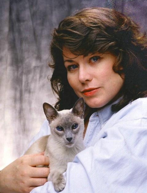 Molly w/Wanda, LA 1995 - ID: 3172600 © John DeCesare