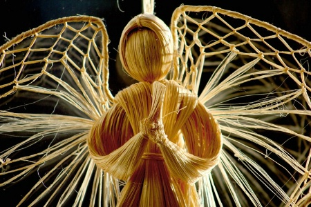 Straw Angel