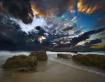 ashkelon sunset