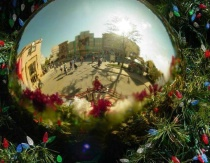 Ornament Reflection