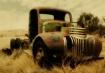 Truck in Sepia & ...