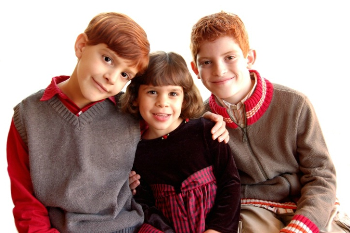 Henry, Annalee and Max