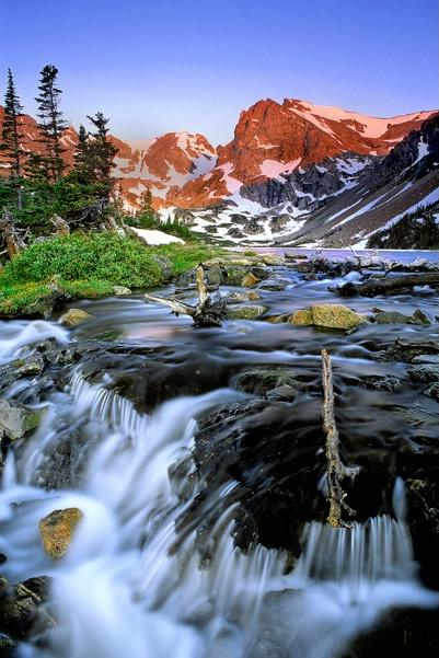 Alpine Falls