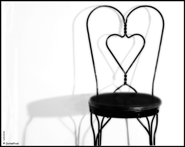 Lonely Heart Chair