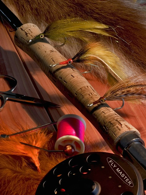 Tackle and Hackle