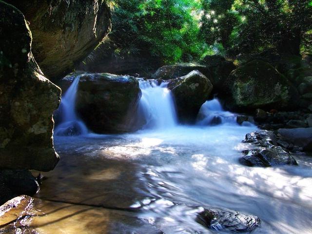 cascade flow