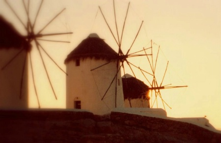 Windmills on my Mind...
