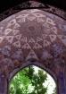 Ceiling in Kashan...