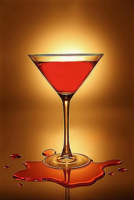 Sunset Martini