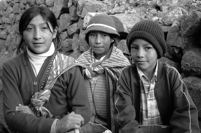Peruvian Impressions 1 - ID: 3345412 © Vivi M Jovi