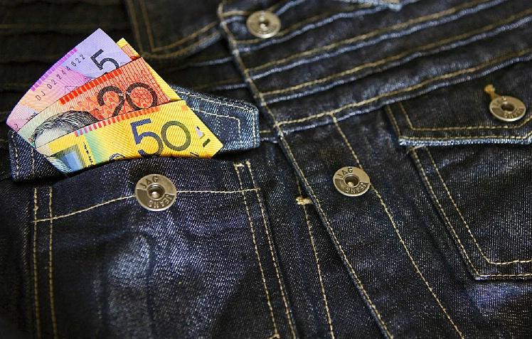 """""""I Got Money In My Pocket ...."""""""