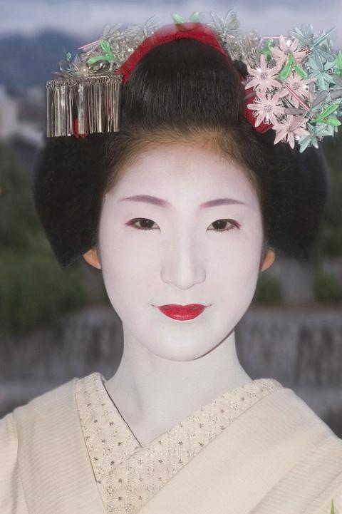 Pontocho Geisha