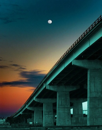 The Bridge I Fish