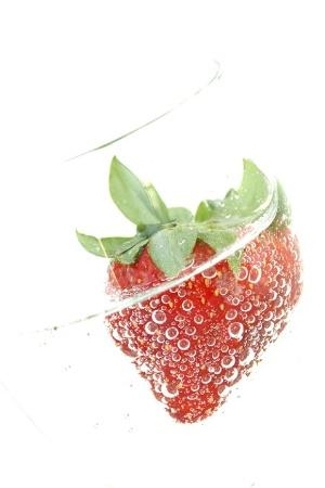 Strawberry Bubbles