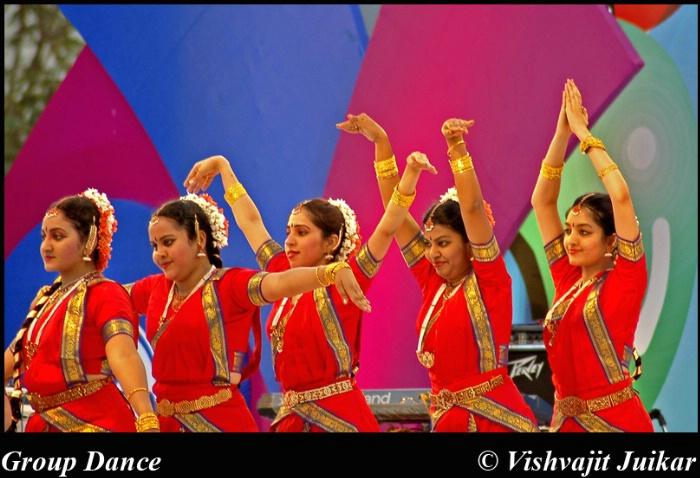 Group Dance - ID: 3441211 © VISHVAJIT JUIKAR