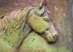 Antique Horse Pla...