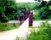 Bridge In Iowa