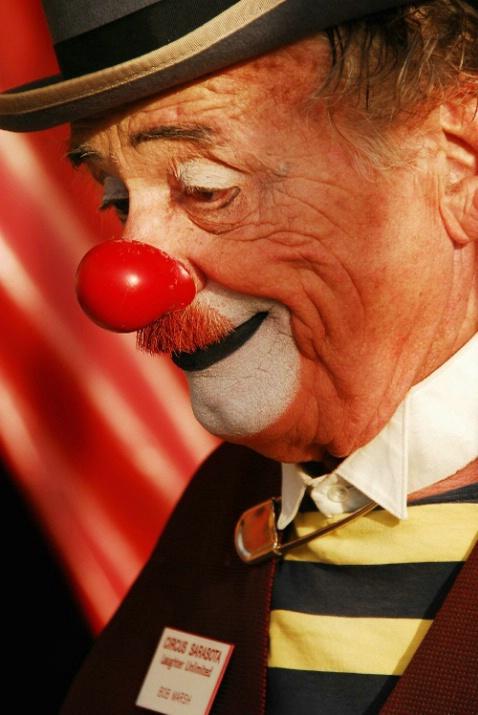 Clown Bob - ID: 3500019 © Stanley Singer