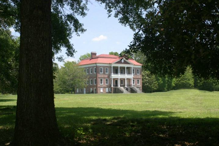 Drayton Hall, SC - ID: 3501618 © Jeri Schultz