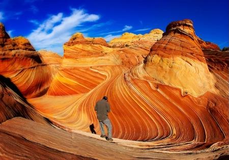 The Wave - Coyote Buttes Utah/Arizona