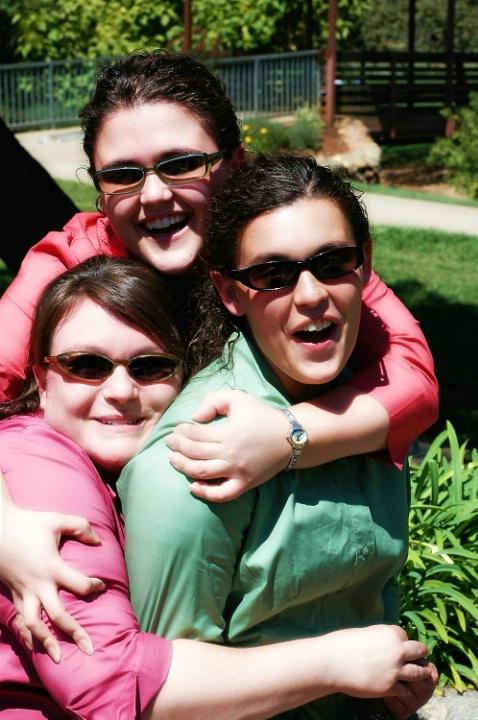 Hugs All Around!  - ID: 3517966 © Susan M. Reynolds