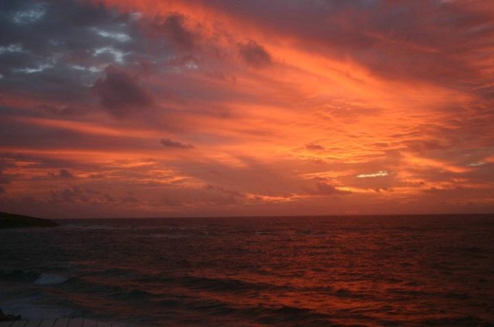 Caribbean Sunset - ID: 3518969 © Wayne R. Wright