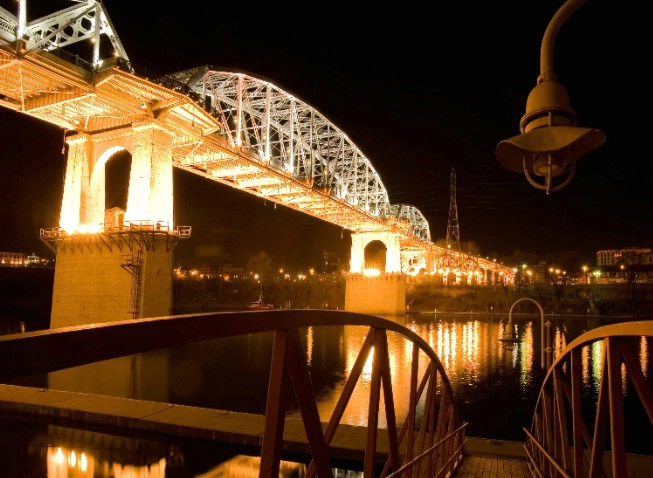 Gateway Bridge and Dock - Nashville, TN