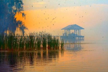 Golden Boathouse