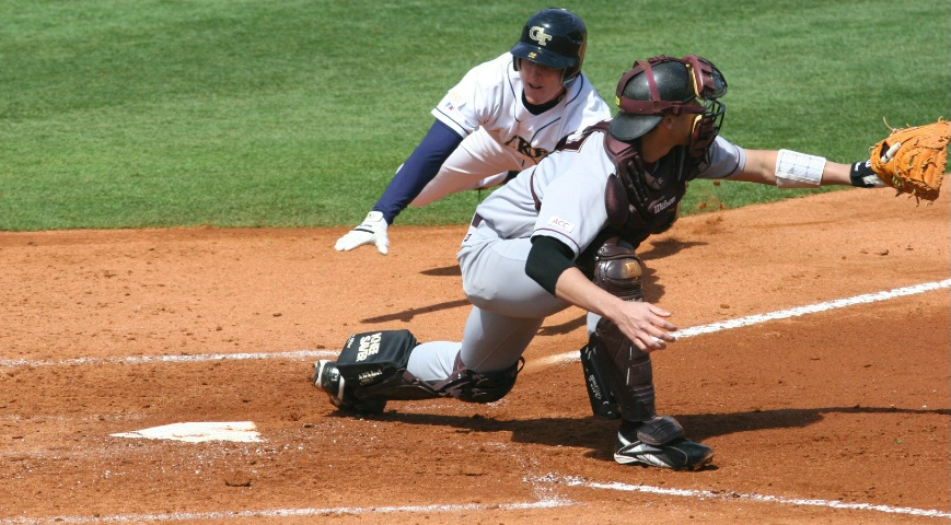 Play at the Plate