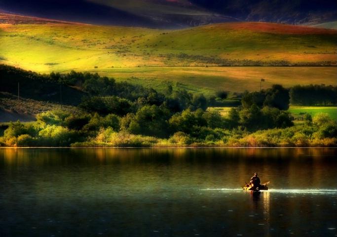 God Loves a Fisherman