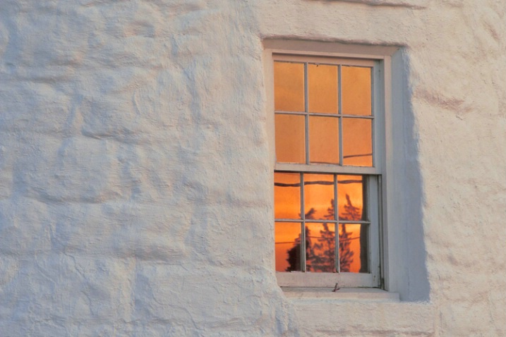 Pemaquid Lighthouse Window - ID: 3578134 © Susan Milestone