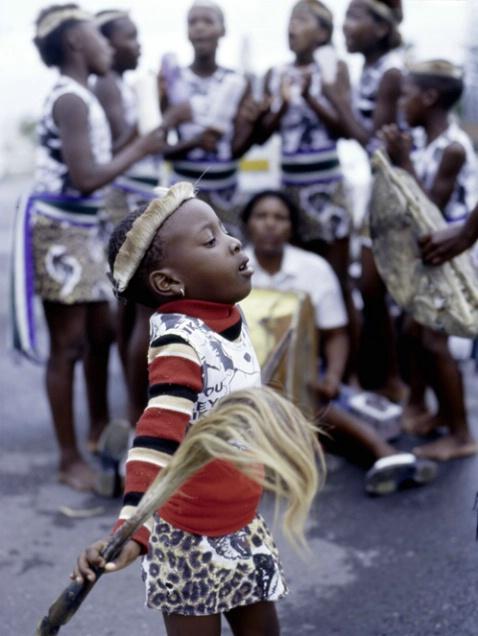 African Girl Dancer, 2007 - ID: 3580249 © Govind p. Garg