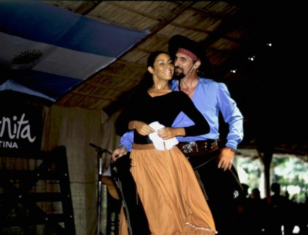 Gaucho Dancers, 2007 - ID: 3580258 © Govind p. Garg