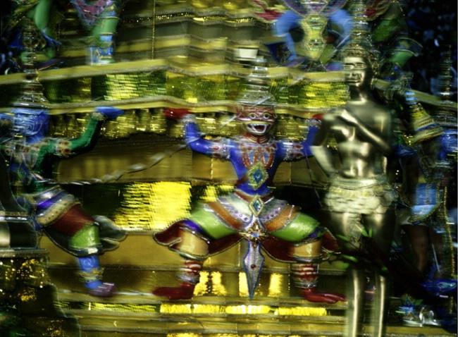 Carnaval de Rio, 2007 - ID: 3580338 © Govind p. Garg