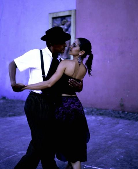 Tango Dancers, Argentina, 2007 - ID: 3582597 © Govind p. Garg