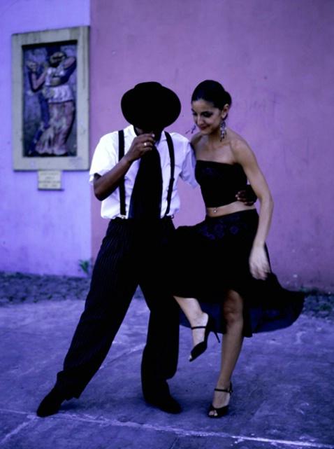Tango Dancers, Argentina, 2007 - ID: 3582598 © Govind p. Garg