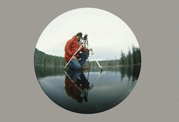 On Ice - Self Portrait - ID: 3585791 © Larry J. Citra