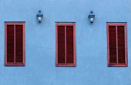 Shutters and Lamps