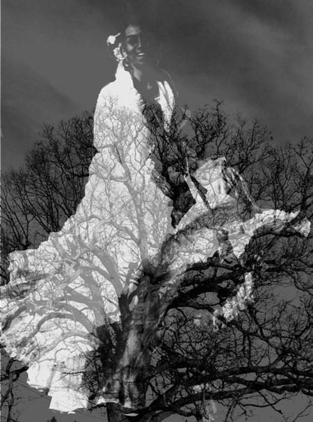 tree dress