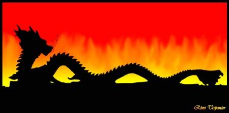 Awakening of the hidden dragon
