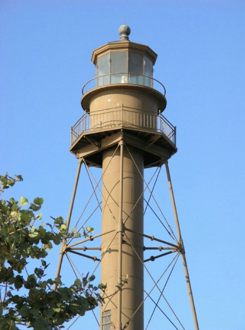 Sanibel Lighthouse - ID: 3668023 © Mary Iacofano