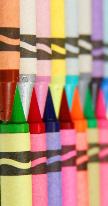 United Colors of Crayola